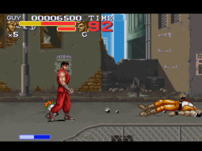 Download Final Fight Game For PC Full Version