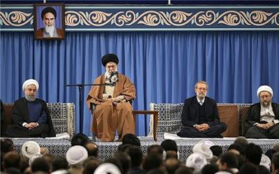 خامنەیی: جیهانی ئیسلامی رووبەڕووی ئیسرائیل و ئەمریکا دەبێتەوە