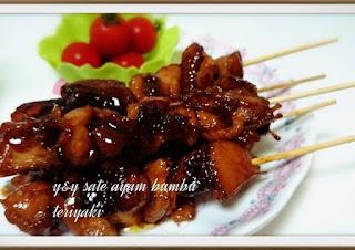 25 Resep Sate Ayam Terbaru dan Terenak di Indonesia