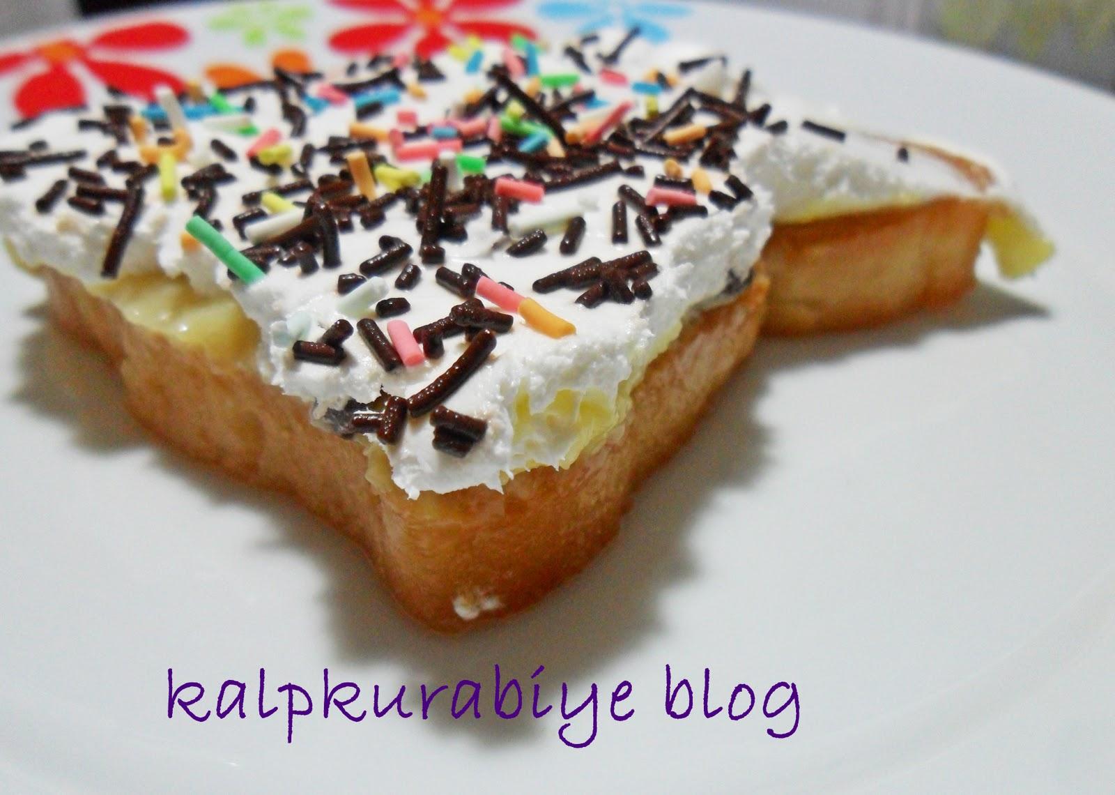 Muzlu Prenses Pasta Tarifi
