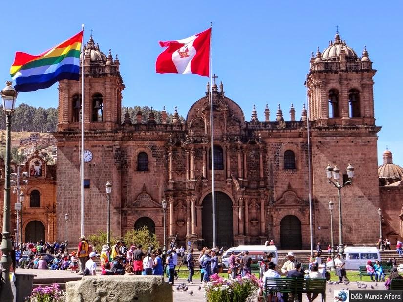 Catedral de Cuzco - City Tour em Cuzco