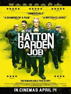 The Hatton Garden Job English Movie (2017) 720p HDRip 700mb