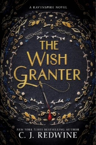 The Wish Granter book cover