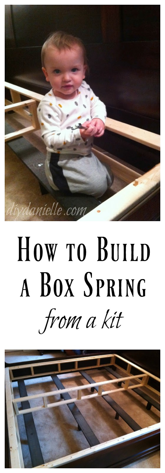Simple Box Spring Kit Setup Instructions