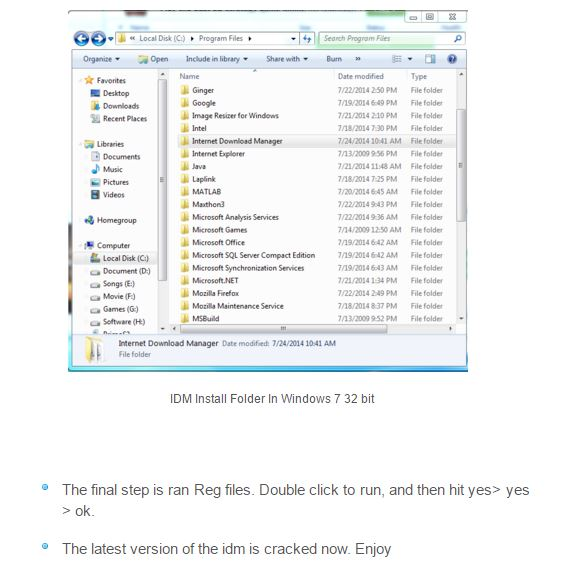 Free Download Latest IDM 6 21 Build 1 With Crack Files - Crack