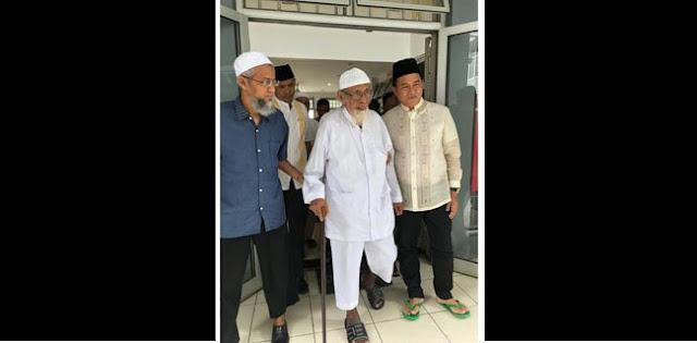 Kabar Pembebasan Baasyir, Pengamat: Jokowi Berharap Pendukung Prabowo Palingkan Hati