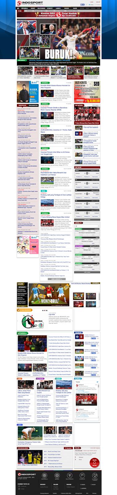 Indosport.com Berita Olahraga Terbaru dan Terlengkap di Indonesia