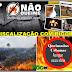 Semads, Ministério Público, PM, Civil e Guarda Municipal se organizam para fiscalização de queimadas na cidade.