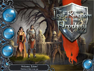 THE LOST KINGDOM PROPHECY Cover Photo