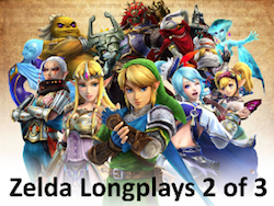 Zelda Longplays Roku channel