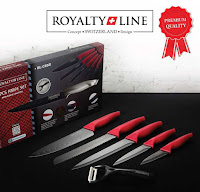 Dusdusan Royalty Line 5 Pieces Knife Set ANDHIMIND