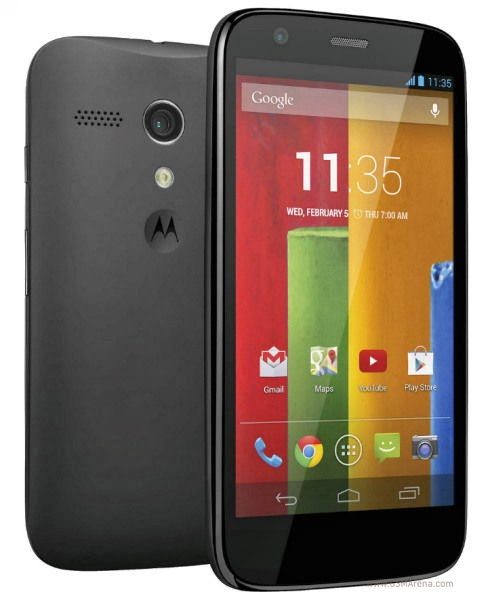 Motorola Moto G launched in India | 8GB model sells @ Rs.12500