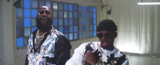 Diamond Platnumz Ft Rick Ross - Waka Video