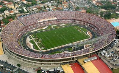estadio pacaembu sao paulo
