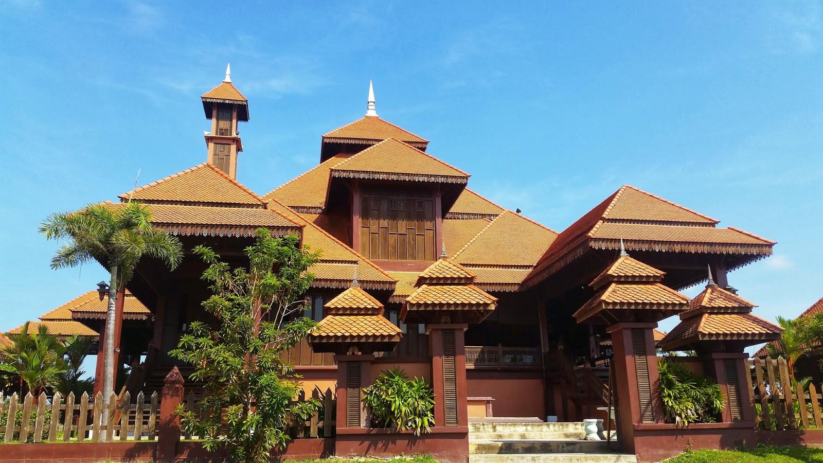 Masjid Ulul Albab di Jertih, Terengganu