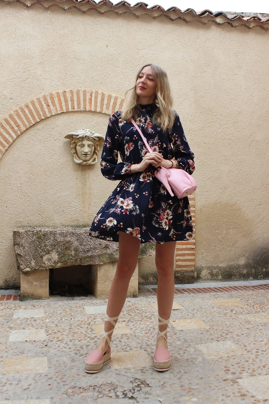 floral-dress-shein-espadrilles-marypaz