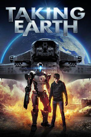 Poster Taking Earth 2017