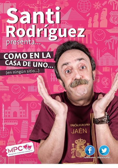 Santi Rodriguez en Málaga