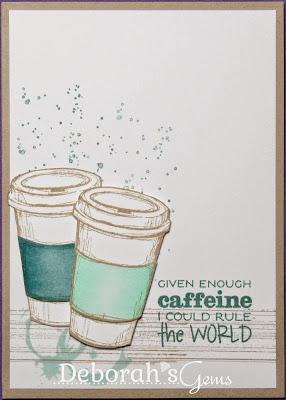 Rule the World - photo by Deborah Frings - Deborah's Gems