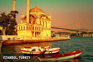 wisata muslim turkey