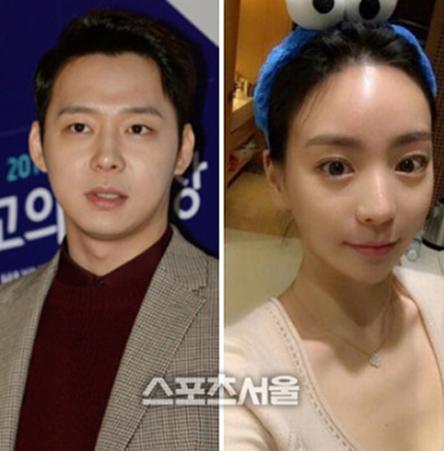 Image result for Park Yoochun and Hwang Ha Na