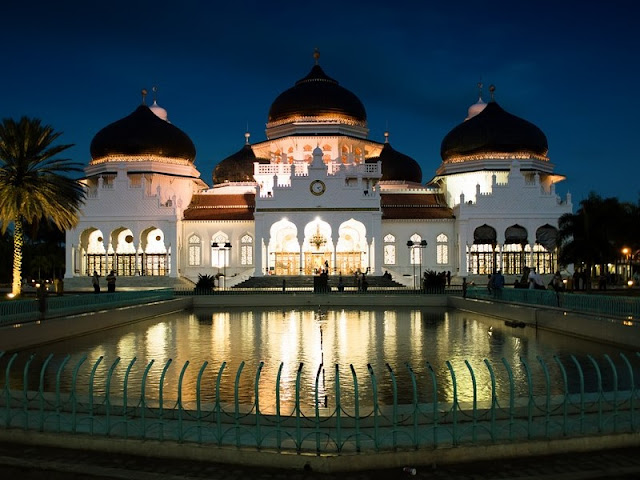 7 Destinasi Wisata Sejarah Untuk Keluarga di Aceh