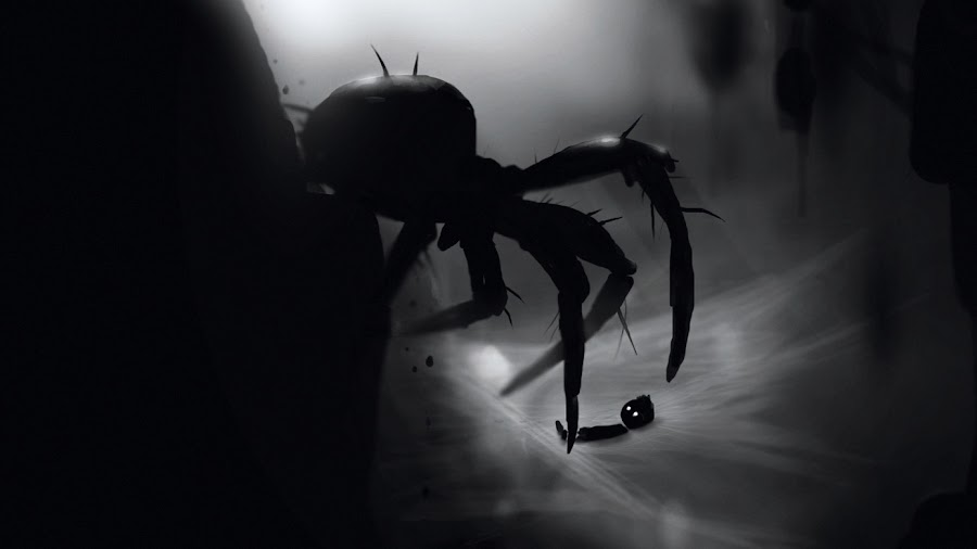 limbo spider playdead nintendo switch