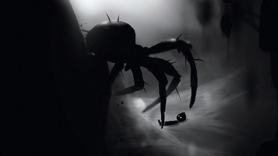 limbo spider playdead nintendo switch