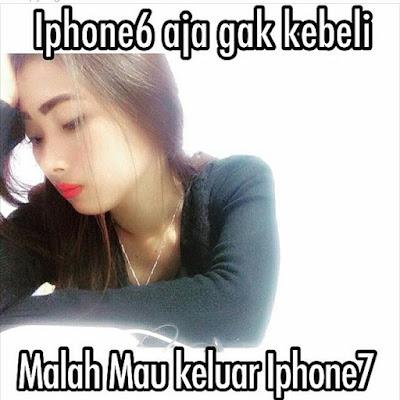 10 Meme Lucu 'iPhone 7' Ini Nyindir Harganya Yang Mahal Banget