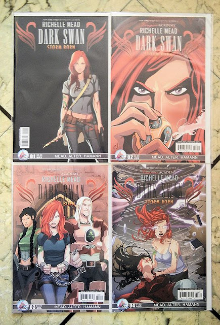 My Favorite Comics of 2011 and Giveaway - December 23, 2011