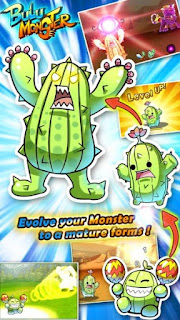 Bulu Monster Apk v3.11.1 Mod (Bulu Points) Terbaru 2016 Gratis