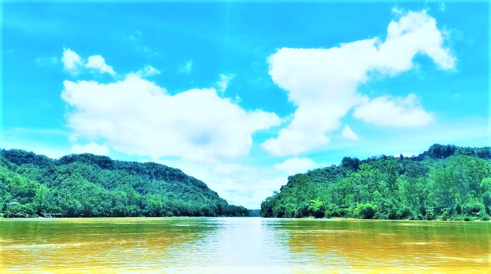 lake view island kaptai