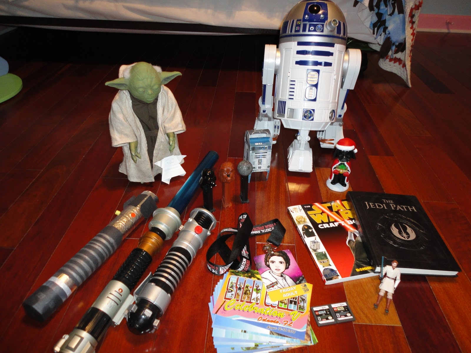 In Western Lands: Star Wars Challenge Day 16