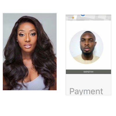 TAXIFY RESPONDS TO ALLEGED RAPE INCIDENT BETWEEN THEIR DRIVER & ACTRESS DORCAS SHOLA FAPSON