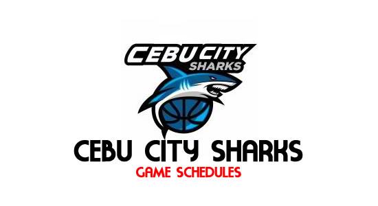 LIST: Game Schedule Cebu City Sharks 2018 MPBL Anta Datu Cup