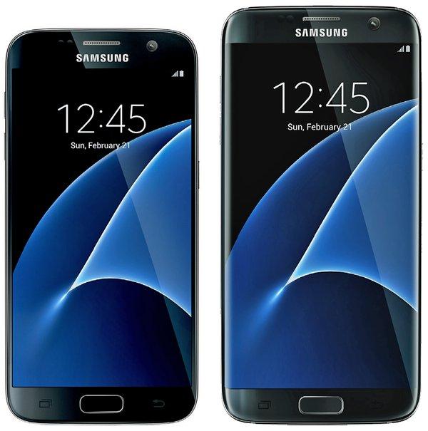 أول الصور المسربة لهواتف Galaxy S7 و Galaxy S7 Edge