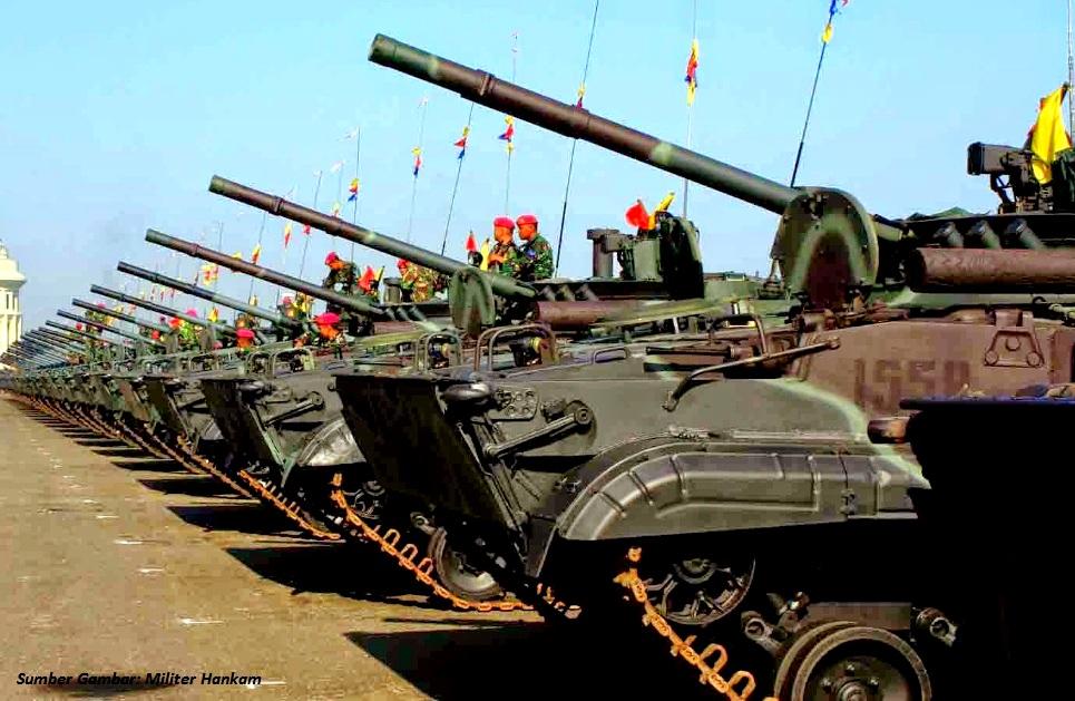 BMP-3F Produksi Rusia Memperkuat Korps Marinir Indonesia