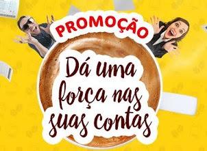 Promoção Café Brasileiro 1 Ano Boletos Pagos
