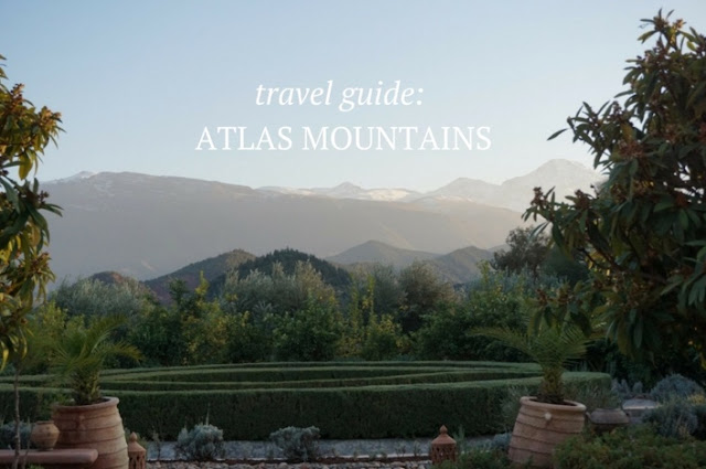 travel guide: Atlas Mountains