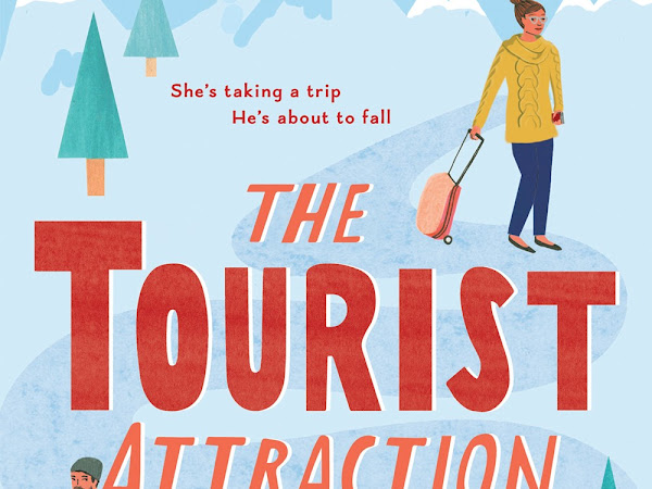 Spotlight: The Tourist Attraction by Sarah Morgenthaler + Book Trailer #touristattraction