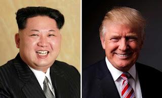 Kim Jong-un convida Trump para reunião e americano aceita
