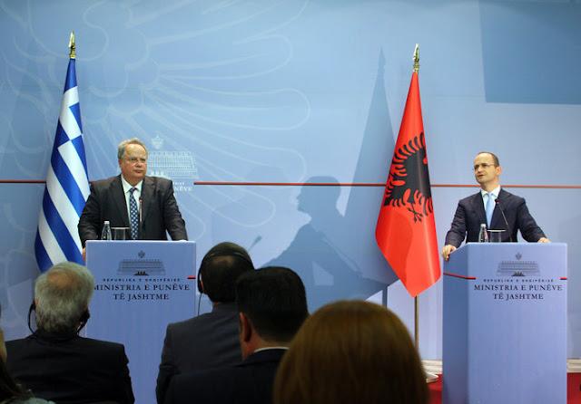 Τουρκία και Αλβανία στήνουν σκηνικό έντασης