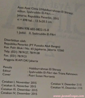 novel islami terlaris