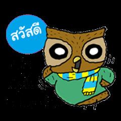 Owl cute 2