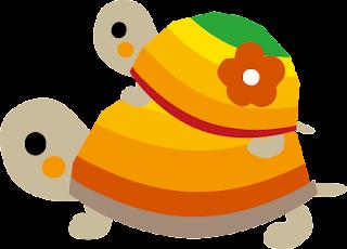 親亀の背中に子亀