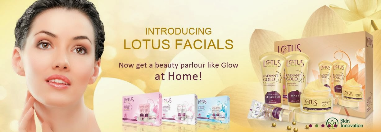 Lotus Herbals Facial Kits are here + Republic Day Offer