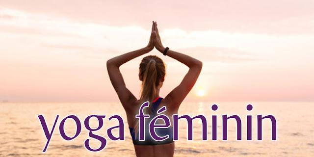 yoga feminin
