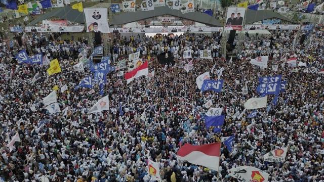 Prabowo Panggil Panglima FPI: Dia Teman Gue, Kalau Teman Gue Gak Ada yang Ekstrem