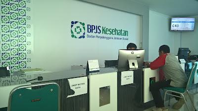 Kantor BPJS Kesehatan di Plumpang Semper