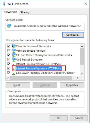 Thay DNS vào facebook khi bị chặn - H03